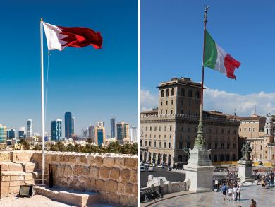 Bahrain and Italy sign tourism cooperation agreement