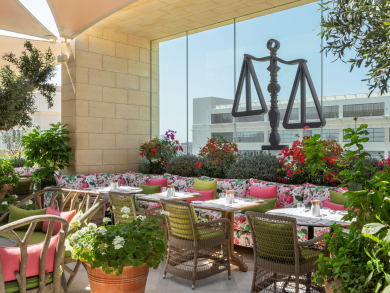 Bahrain brunch review: Friday brunch at Indigo Restaurant