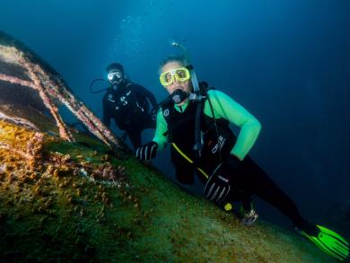 Dive Bahrain: Plans to expand world's largest underwater theme park