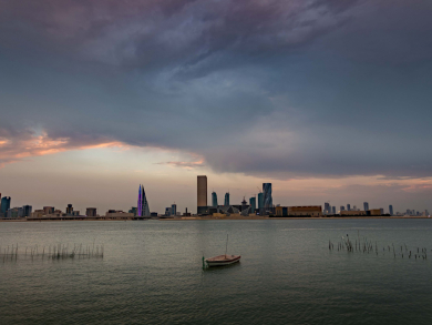 Bahrain's Busaiteen beach walkway opens