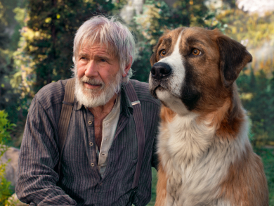 Harrison Ford on his new movie Call of the Wild