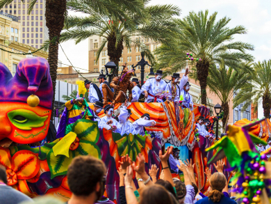 Mardi Gras brunch to be held at Buffalo Wings & Rings