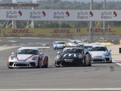 Speed weekend returns to Bahrain International Circuit