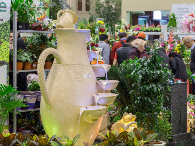 Bahrain International Garden Show to open with 'Water: Regenerating Life' theme