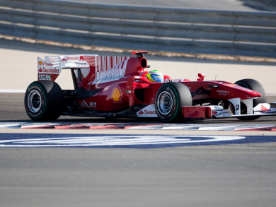 You could win Bahrain Formula 1 Paddock Club passes in this raffle