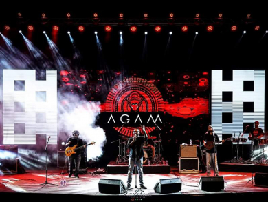 South Indian rock band Agam to perform in Bahrain