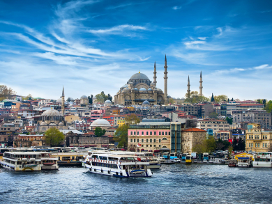 AnadoluJet is offering flights from Bahrain to Istanbul for BHD1