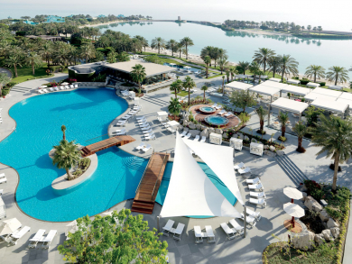 The Ritz-Carlton Bahrain hosting Olympic retreat with Luc Choley