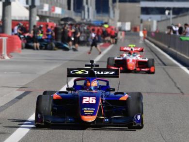 Pre-season testing for Formula 2 and Formula 3 wraps up at Bahrain International Circuit