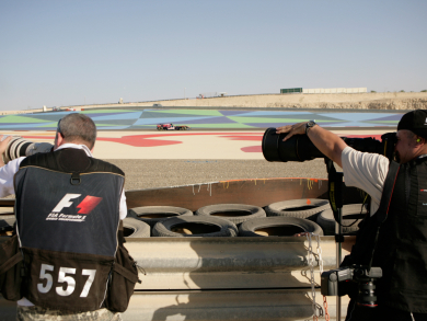 Bahrain Grand Prix to be televised-only event