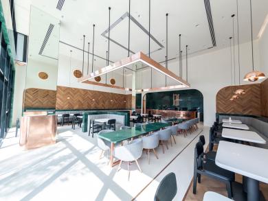 New American restaurant opens in Bahrain's Adliya