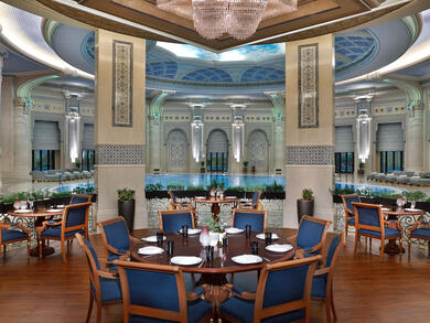 Popular restaurants in Riyadh in 2020