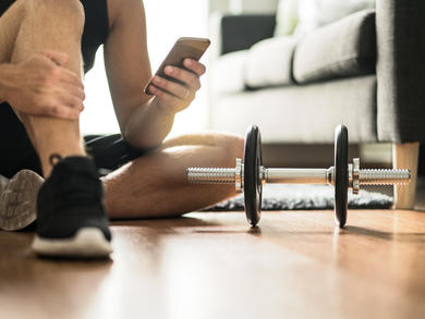 Fitness Apps, YouTube channels and websites to check out for a great home workout