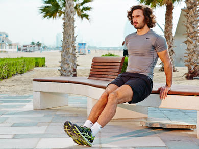 The Body Coach has launched live daily PE lessons for kids off school