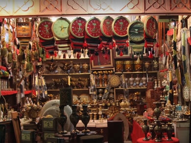 Five top places to buy authentic Saudi Arabian souvenirs in Riyadh
