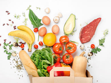 Your guide to online grocery shopping in Bahrain