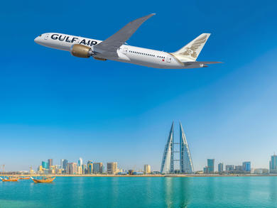 Gulf Air resumes flights from Bahrain to Kuwait