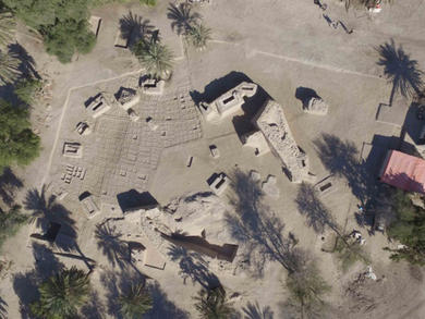 Bahrain archaeological find points to 'lost paradise of Dilmun'