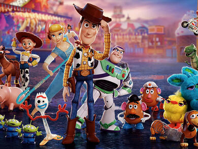 The best of OSN: watch all four of Disney's Toy Story films back-to-back