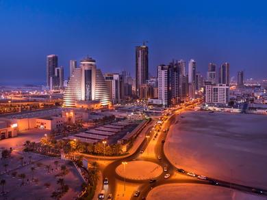 Bahrain's coronavirus measures reduce traffic by up to 90%