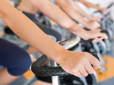 You can now rent an exercise bike from Revolt in Bahrain