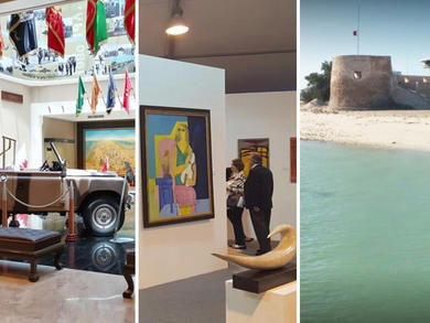 Bahrain museums: opening times, location, prices and more