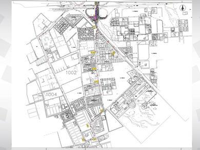 Lane closures on Bahrain's Jasrah Flyover this weekend