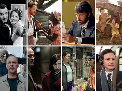 20 Oscar-winning films