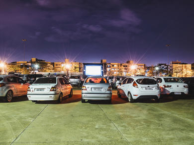 Bahrain considering launching drive-in cinemas