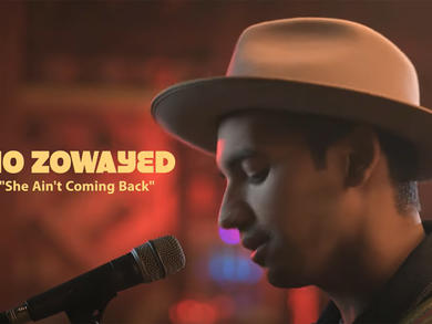 Bahrain's Mo Zowayed releases new live session