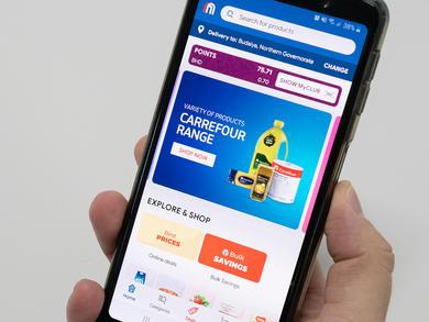 Carrefour Bahrain launches mobile app