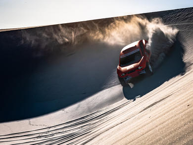 Bahrain launches new motorsport team ahead of the Dakar Rally 2021