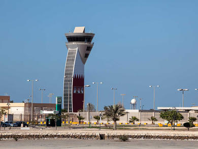 Works on private airport terminal underway in Bahrain