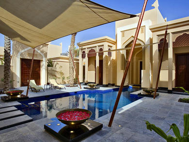 Bahrain hotels with private pools
