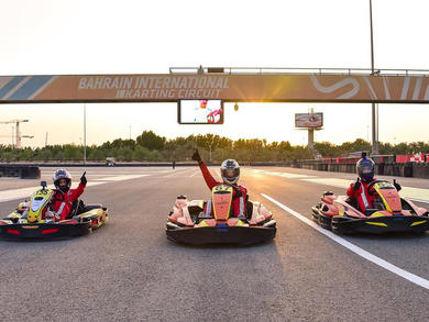 Bahrain International Karting Circuit relaunches