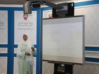 More TV lessons on the way in Bahrain