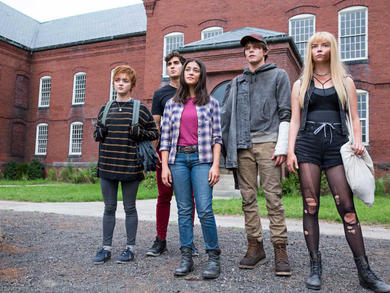 Why The New Mutants is a change in direction for X-Men movies