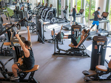 New gym opens at Four Seasons Bahrain Bay