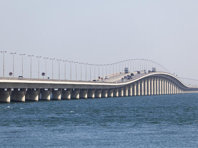 King Fahad Causeway entry procedures announced