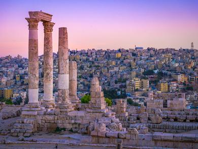 Gulf Air resumes flights to Amman